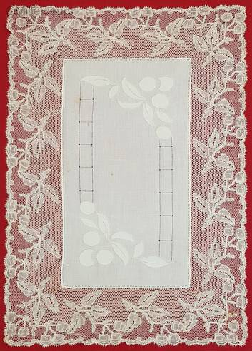 Rectangular Lace