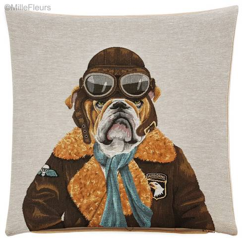 English Bulldog Pilot