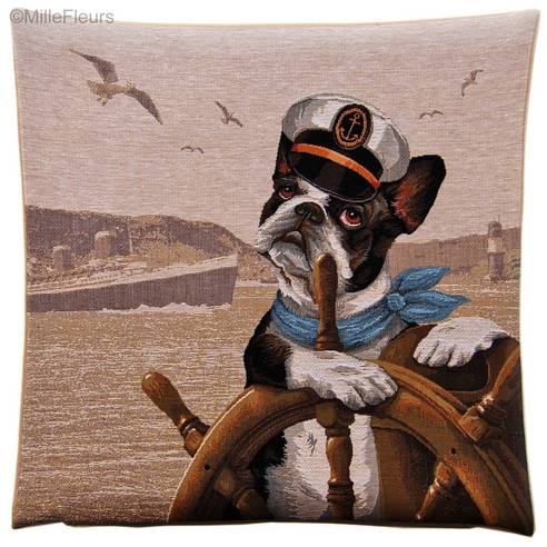 French Bulldog Captain Dog