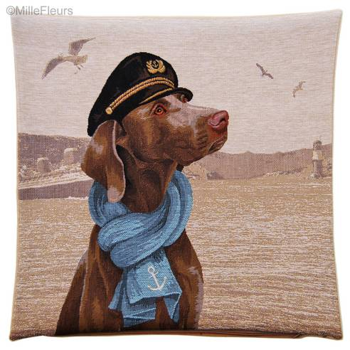 Weimaraner Captain Dog