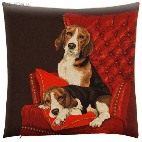 Beagle Sofa Dogs