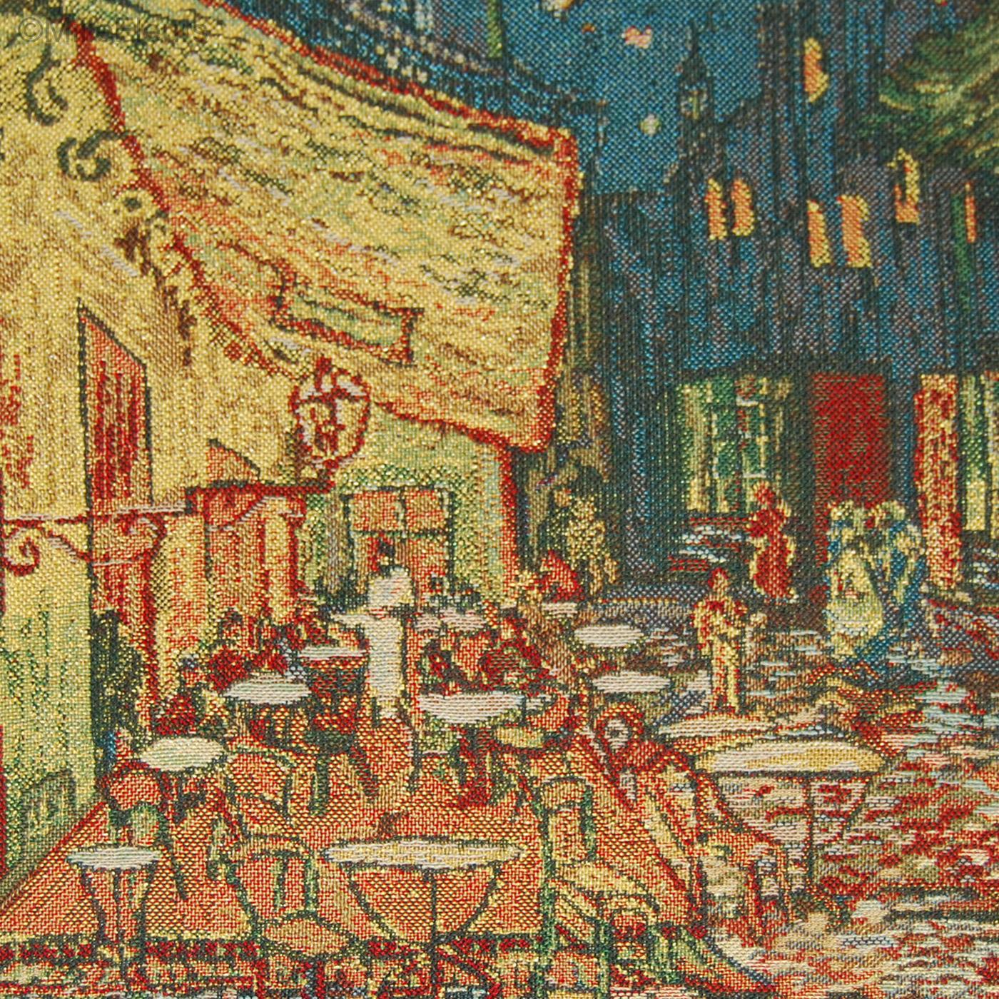 Terraza De Café Por La Noche Van Gogh Vincent Van Gogh