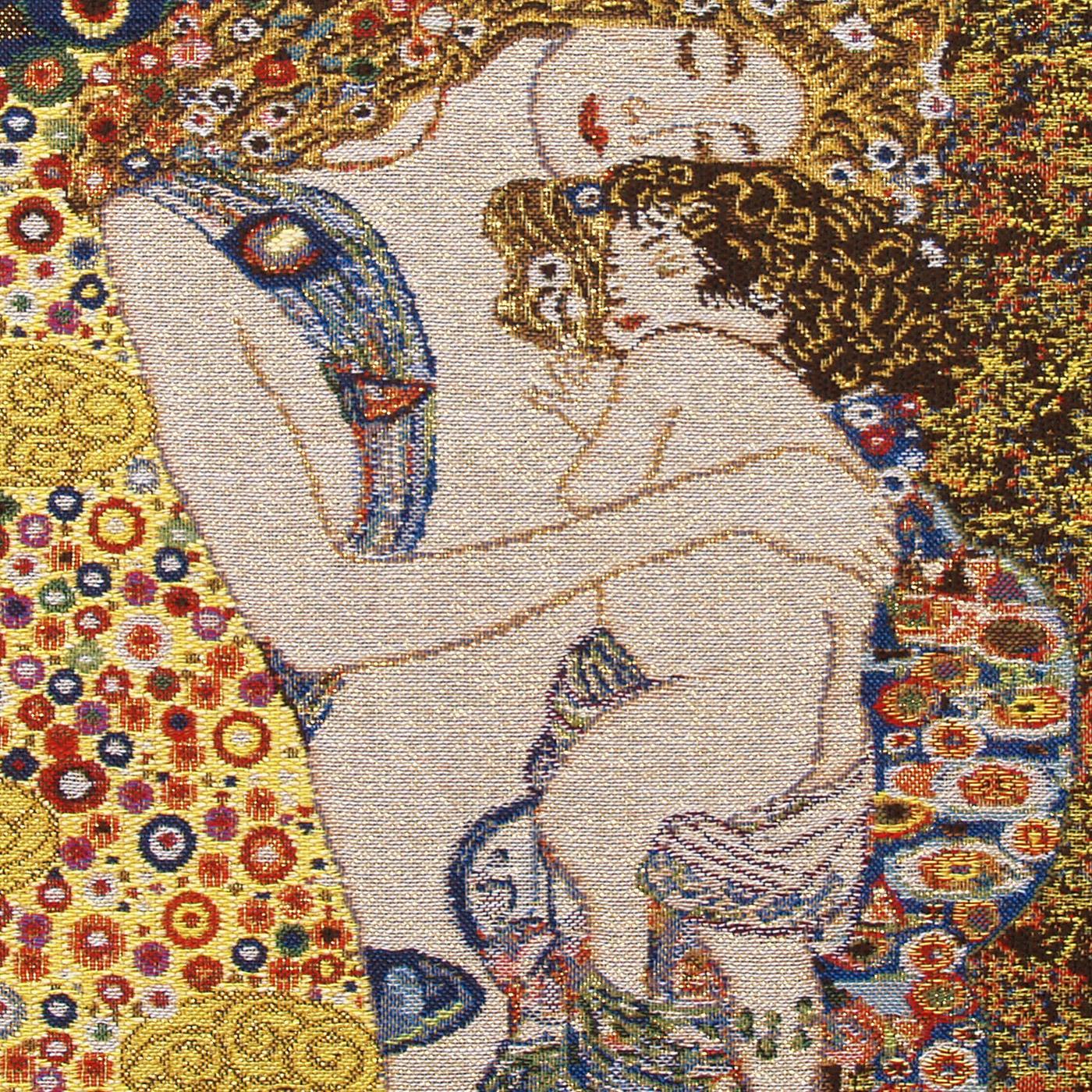 Uitgelezene Moeder en Kind (Gustav Klimt) - Gustav Klimt - Kussenslopen FB-37