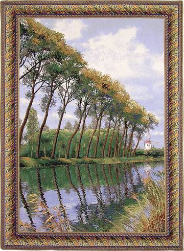 Canal in Flanders