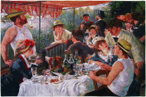 Luncheon of the Boating Party (Renoir)