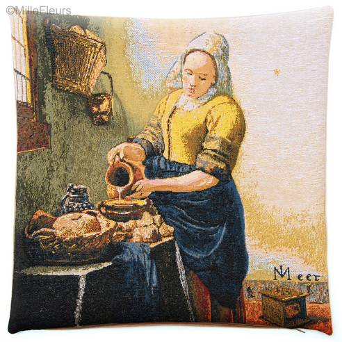 The Milkmaid (Vermeer)
