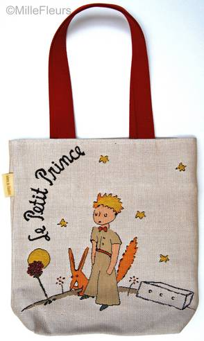 The Little Prince with coat/fox