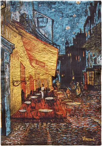 Café Terrace at Night (Van Gogh)