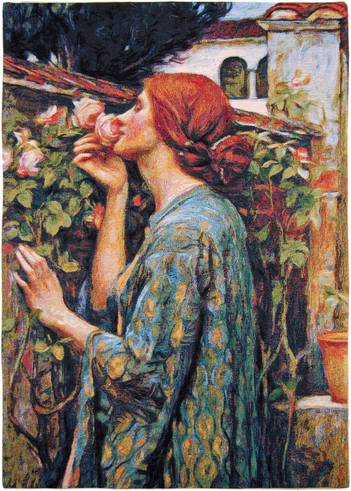 Soul of the Rose (Waterhouse)