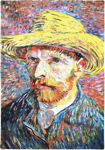 Self-portrait (Van Gogh)