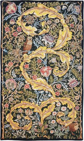 Hibou et Pigeon (William Morris)